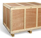 Wooden Cases and Pallets